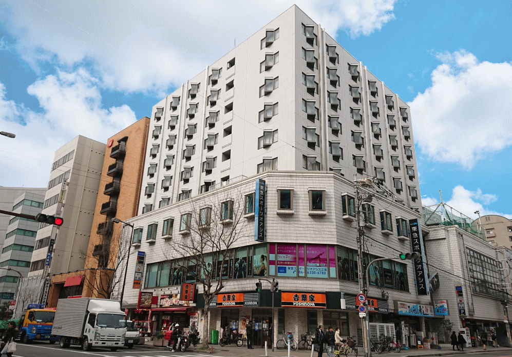 大阪の家具付き賃貸