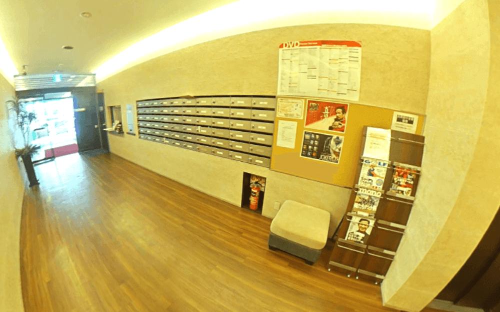 江坂アパートメントのサービス内容